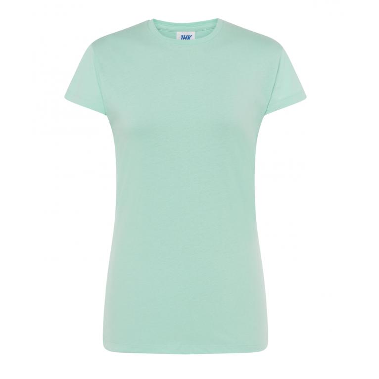 T-Shirt Miętowa - Damska