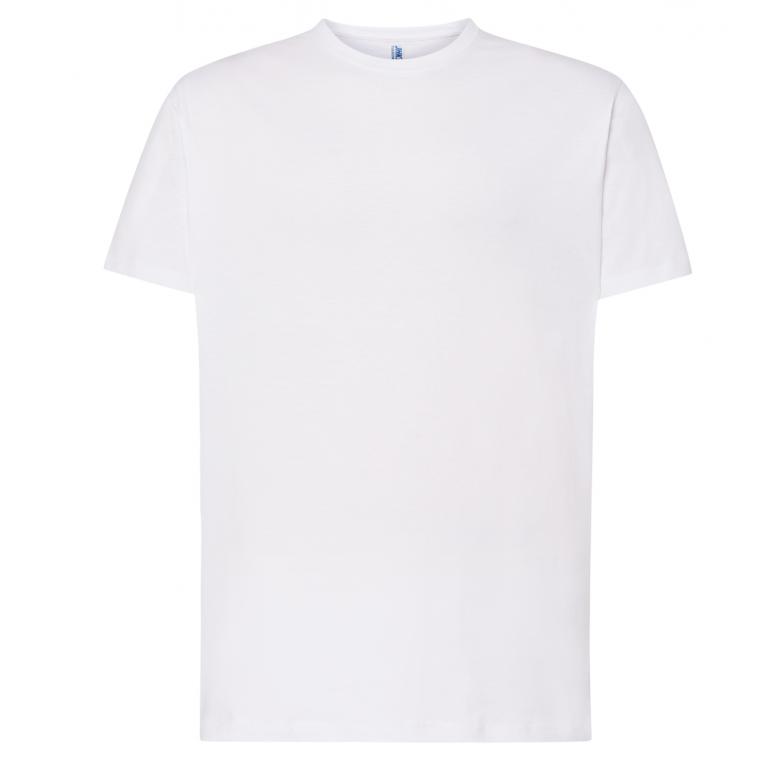 T-Shirt Biały- Męski