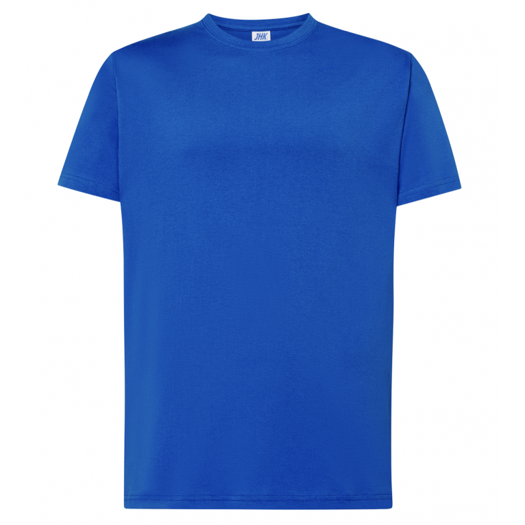 T-Shirt Niebieski - Męski