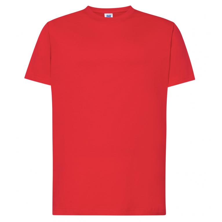 T-Shirt Czerwony - Męski
