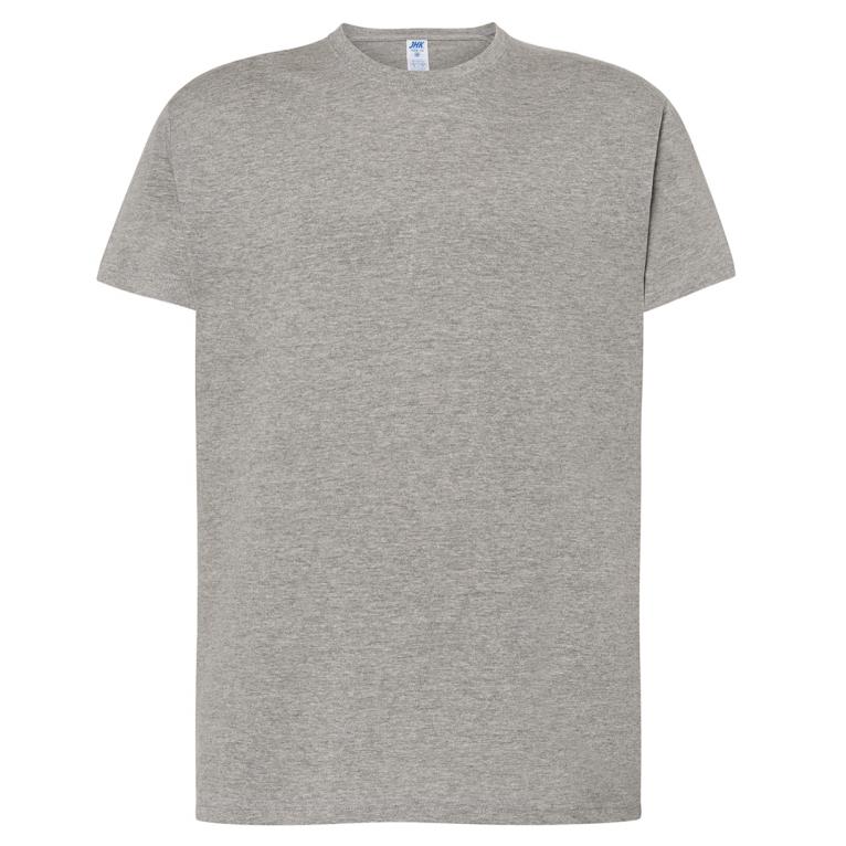 T-Shirt Szary- Męski