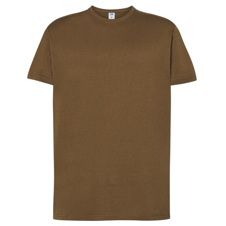 T-Shirt Khaki - Męski