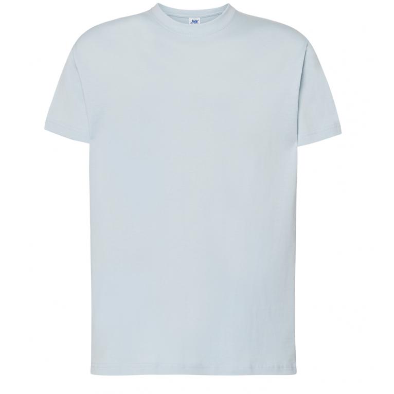 T-Shirt Błękitny- Męski