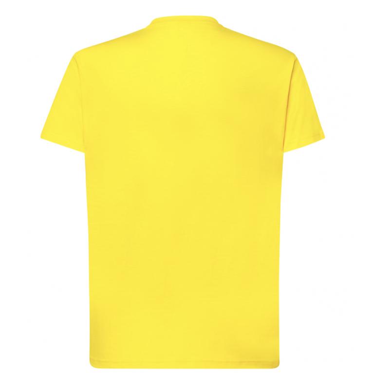T-Shirt Żółty- Męski
