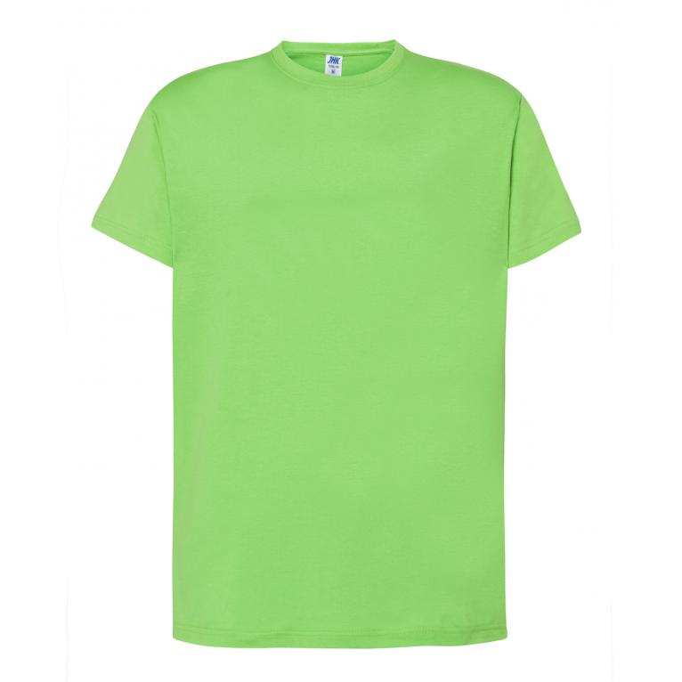 T-Shirt Limonowy - Męski