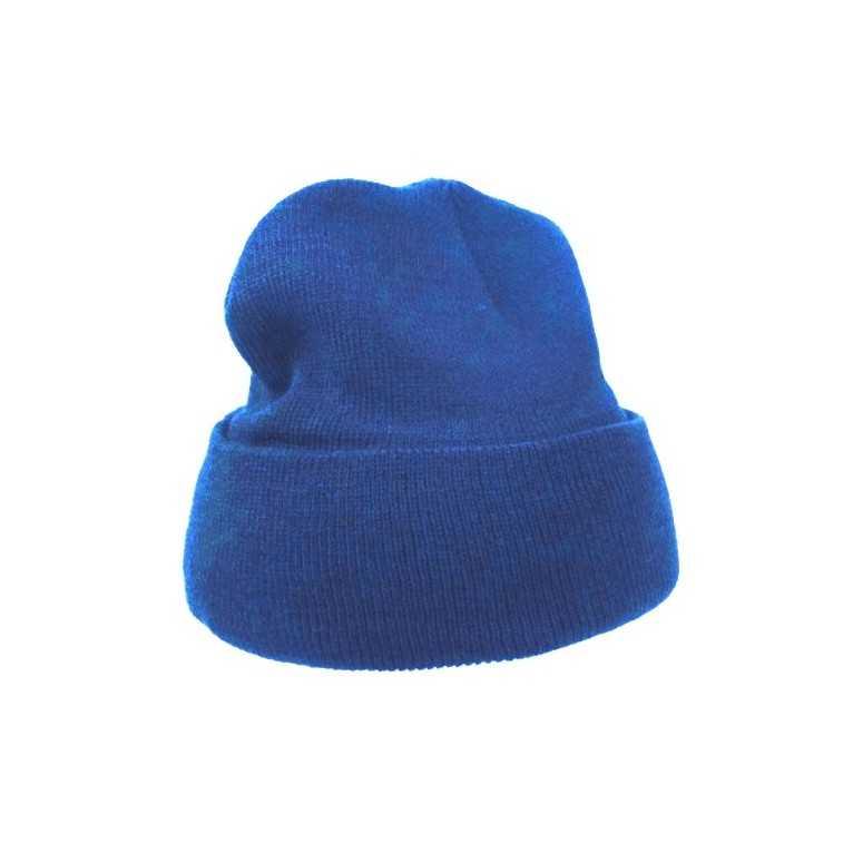 Czapka Zimowa - Niebieska