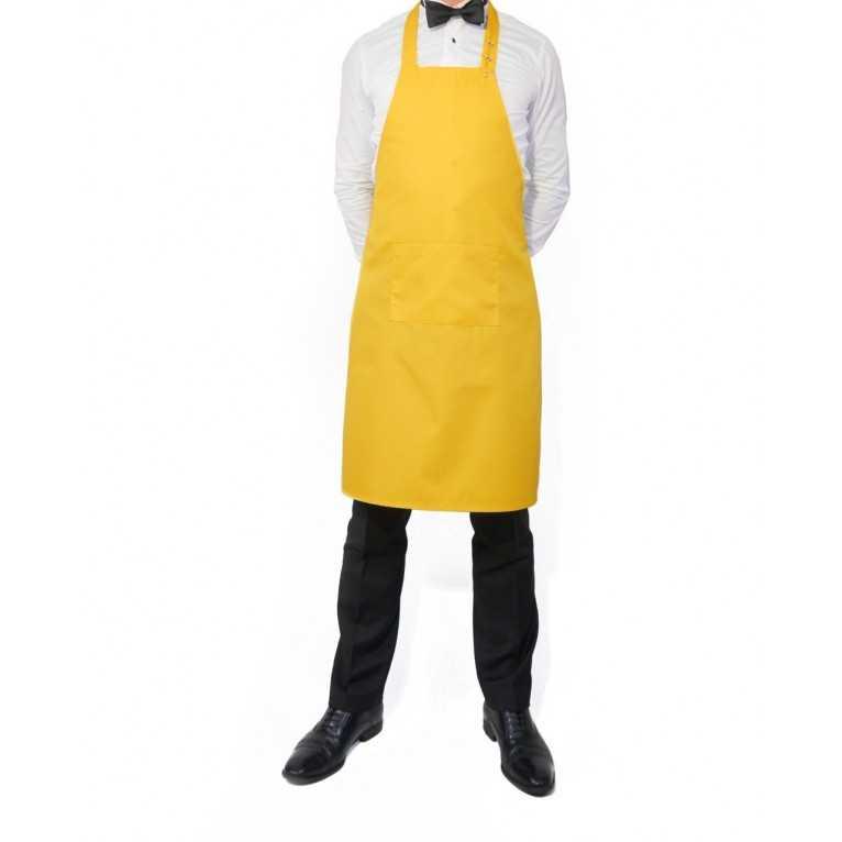 Fartuch kelnerski – Żółty