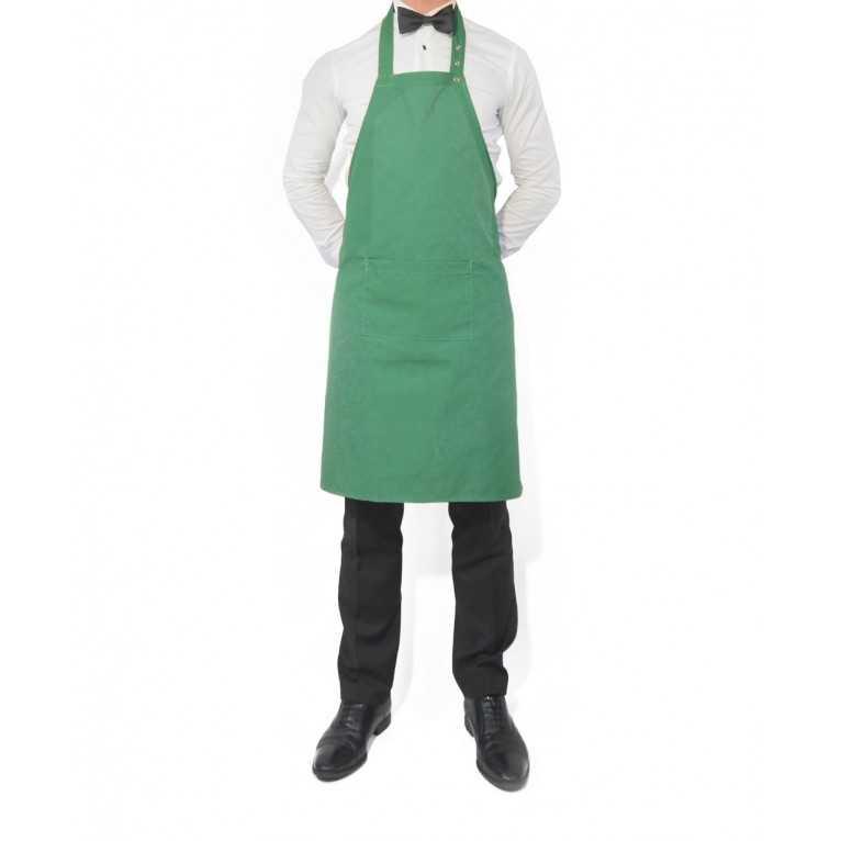 Fartuch kelnerski – Zielony