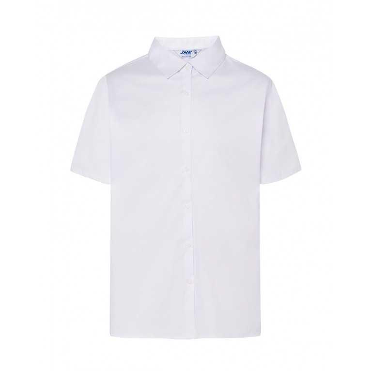 Koszula Damska - Krótki rękaw