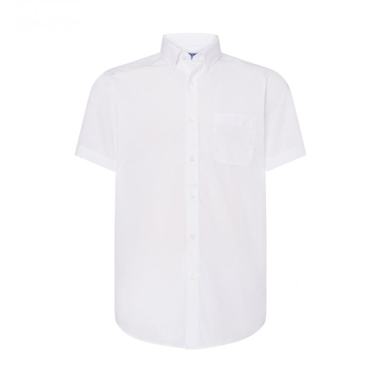Koszula Męska Biała -...