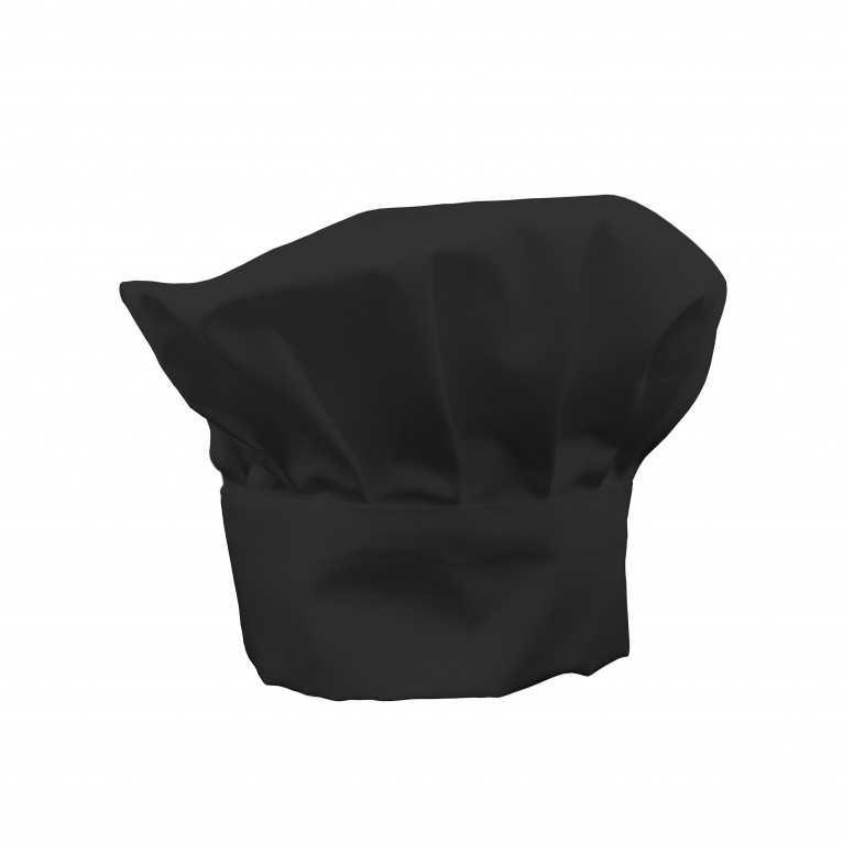 Czapka Kucharska czarna