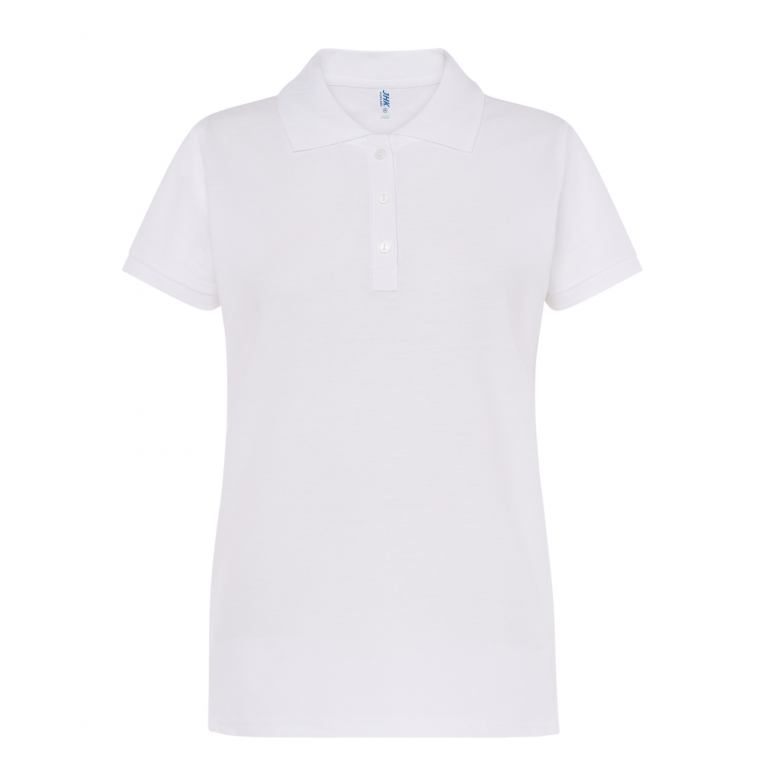 Koszulka Polo Biała - Damska