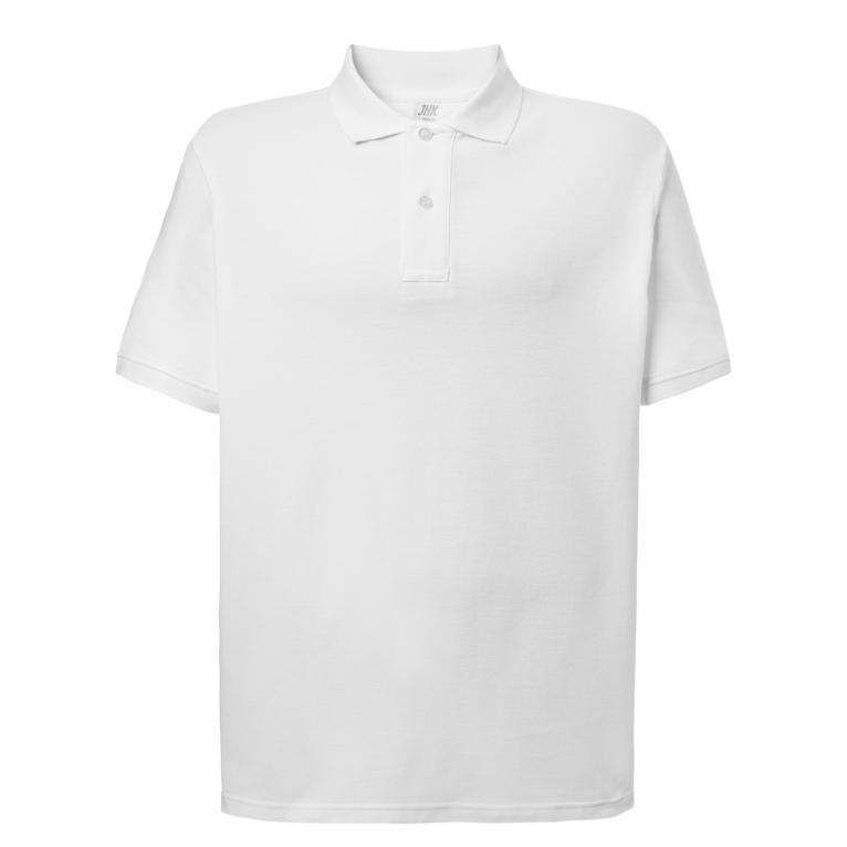 Koszulka Polo Biała - Męska