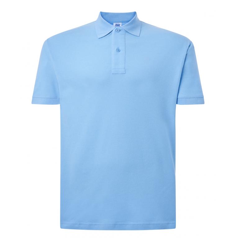 Koszulka Polo Błękitna - Męska