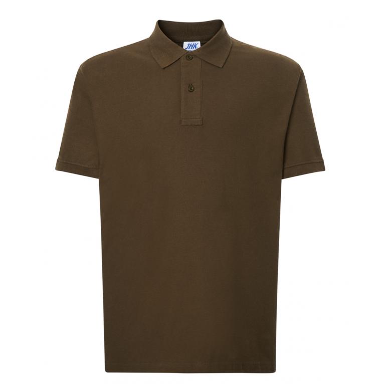 Koszulka Polo Khaki - Męska
