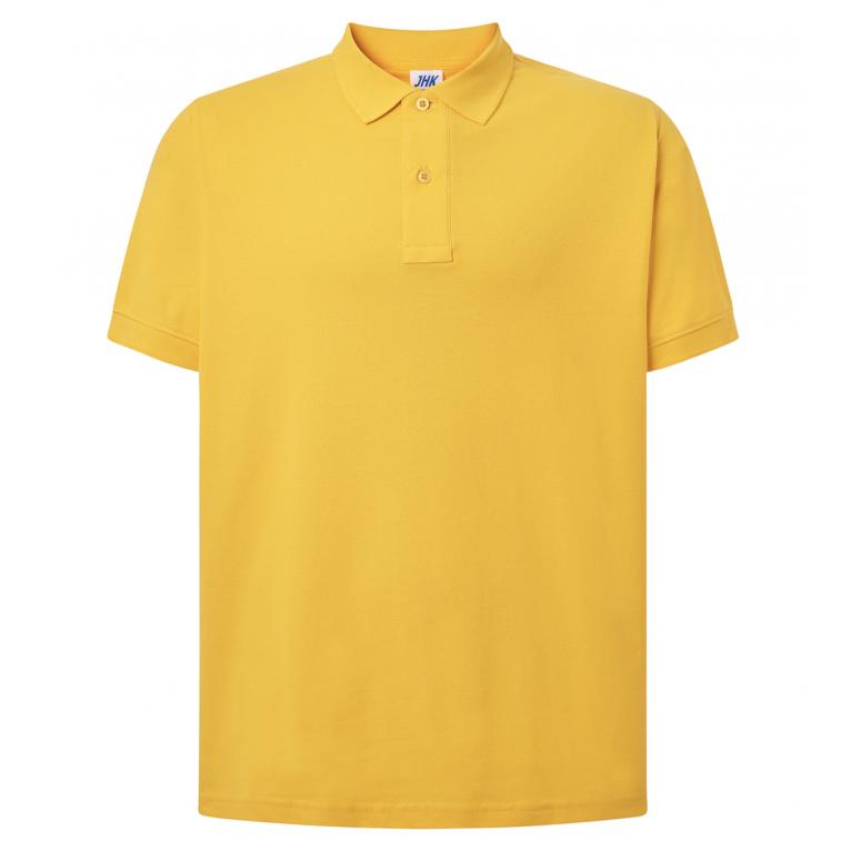 Koszulka Polo Żółta - Męska