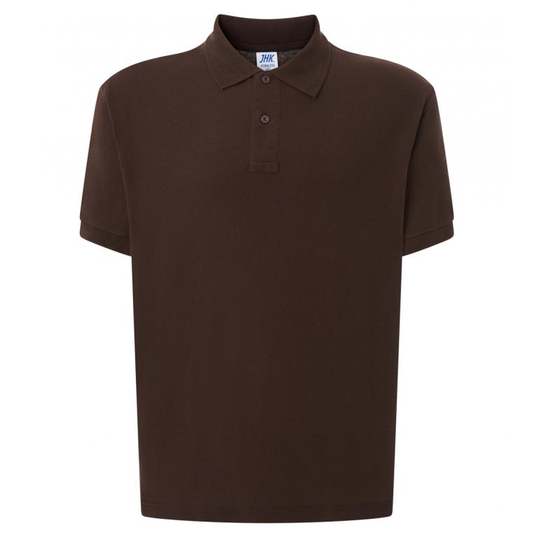 Koszulka Polo brązowa - Męska