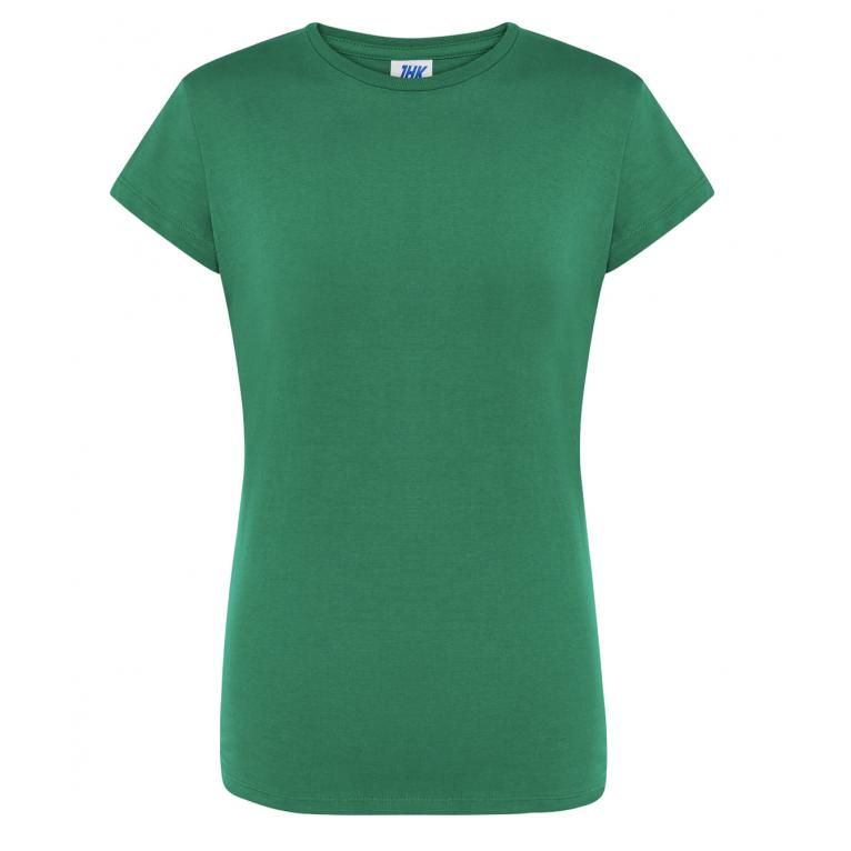 T-Shirt Zielony - Damski
