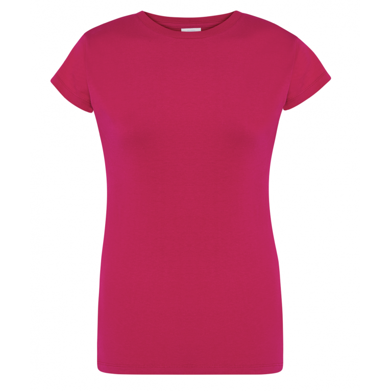T-Shirt Malinowa - Damski